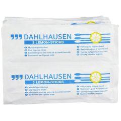 Dahlhausen® Mundpflegestäbchen Lemon